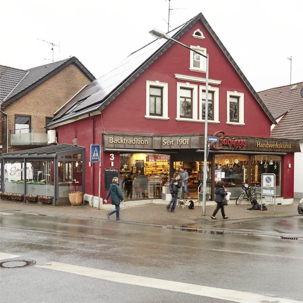 Bäckerei Erdbrügger Goetheplatz
