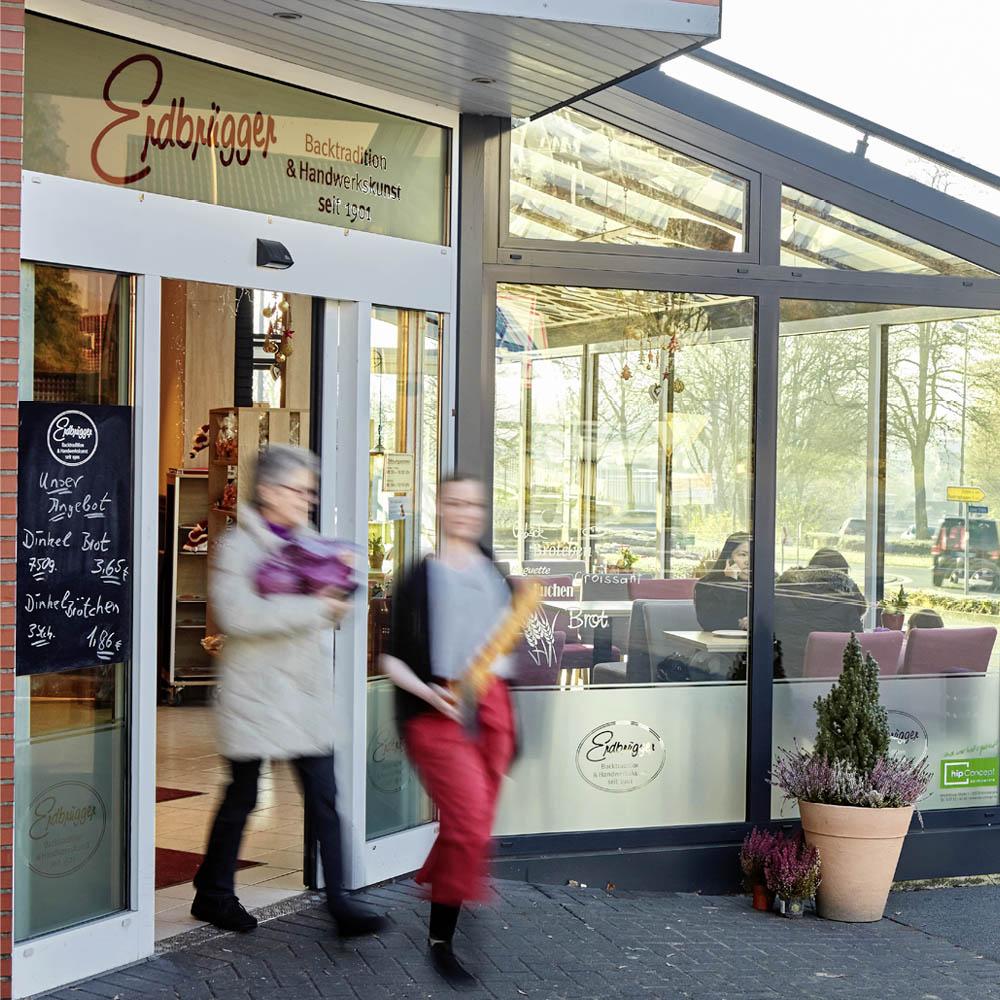 Bäckerei Erdbrügger Spradow
