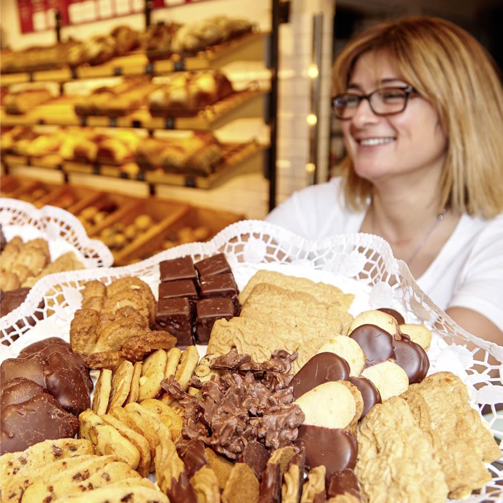 Bäckerei Erdbrügger Verkauf